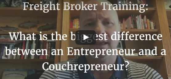"What is the difference between an Entrepreneur and a ""Couchrepreneur?"""