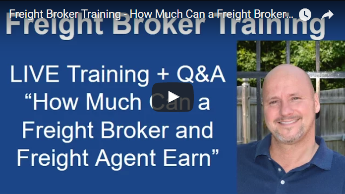 How Much Can A Freight Broker or Freight Agent Earn?