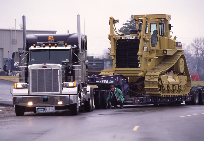 What is a truckload shipment?