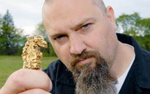 What does mining for gold have to do with becoming a freight broker?