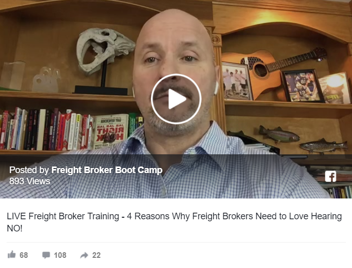 4 Reasons Why Freight Brokers Need to Love Hearing NO!