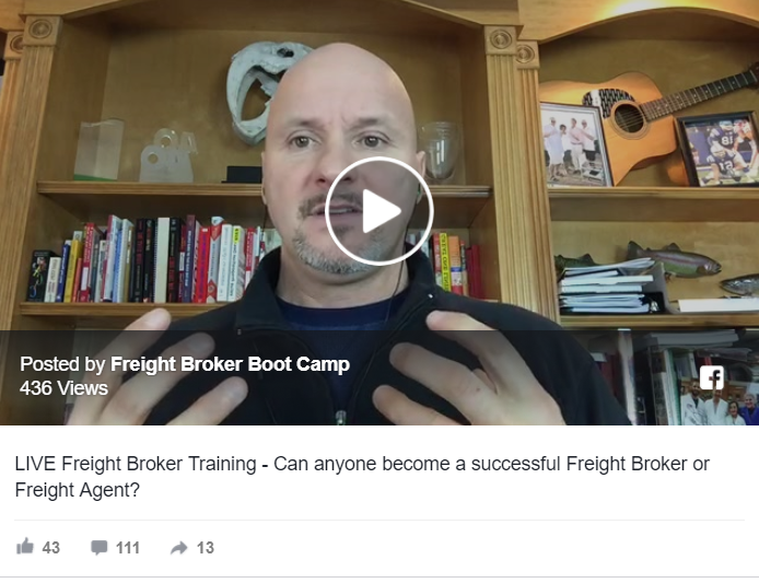 Can anyone become a successful Freight Broker or Freight Agent?