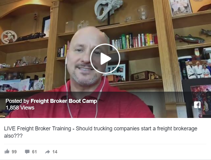 Should a Carrier Get their Freight Broker Authority?