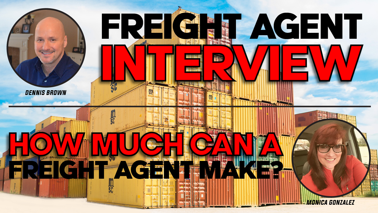 From Struggle Freight Agent to Earning $300,000+ Per Year